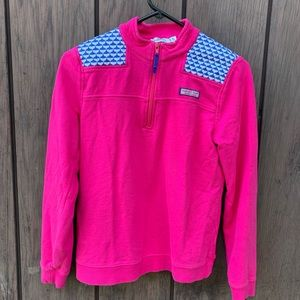 Vineyard Vines 1/4 Zip Kids Sweatshirt